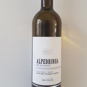 Alpedrinha witte wijn